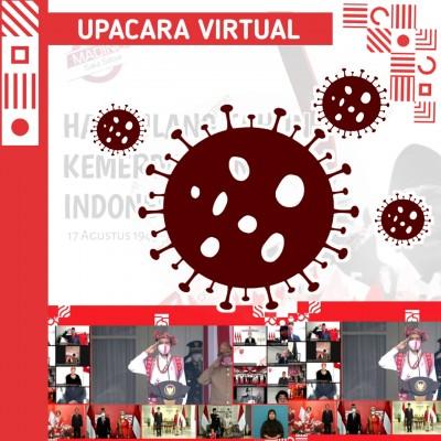 Merdeka..!!! Bersama Lawan Virus Untuk Kemajuan Indonesia
